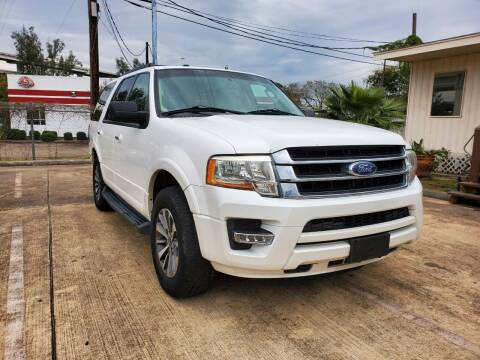 2015 Ford Expedition for sale at Zora Motors in Houston TX