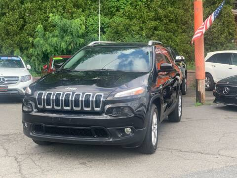 2015 Jeep Cherokee for sale at Bloomingdale Auto Group - The Car House in Butler NJ