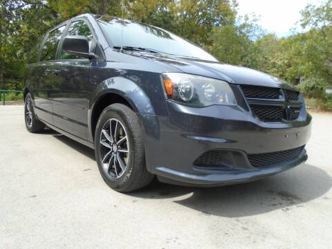 2014 Dodge Grand Caravan for sale at Thornhill Motor Company in Hudson Oaks, TX