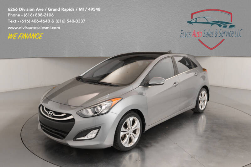 2014 Hyundai Elantra GT for sale at Elvis Auto Sales LLC in Grand Rapids MI