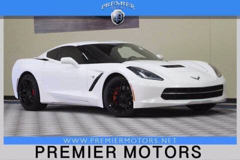 2014 Chevrolet Corvette for sale at Premier Motors in Hayward CA