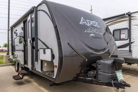 2016 Coachmen APEX for sale at TRAVERS GMT AUTO SALES in Florissant MO