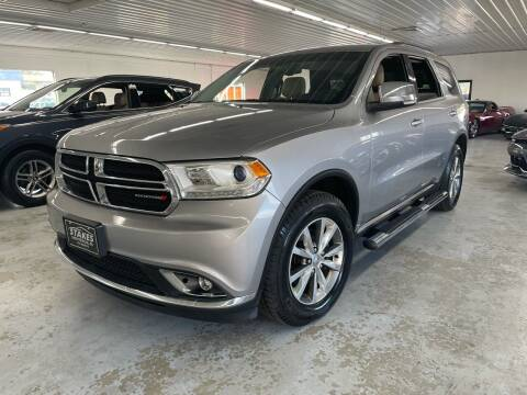 2015 Dodge Durango for sale at Stakes Auto Sales in Fayetteville PA