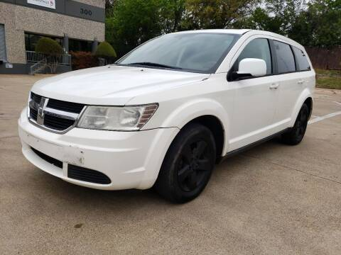 2009 Dodge Journey for sale at ZNM Motors in Irving TX