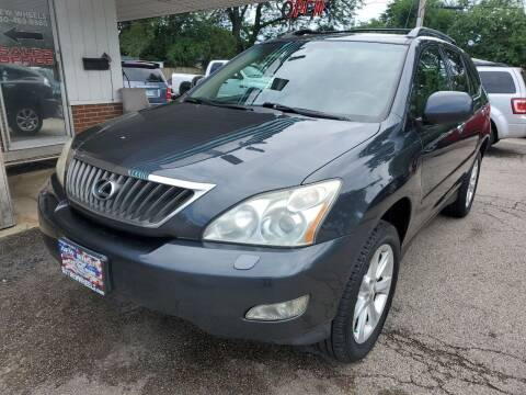 2009 Lexus RX 350 for sale at New Wheels in Glendale Heights IL