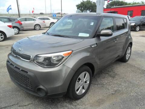 2016 Kia Soul for sale at Talisman Motor City in Houston TX
