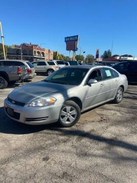 2008 Chevrolet Impala for sale at Big Bills in Milwaukee WI