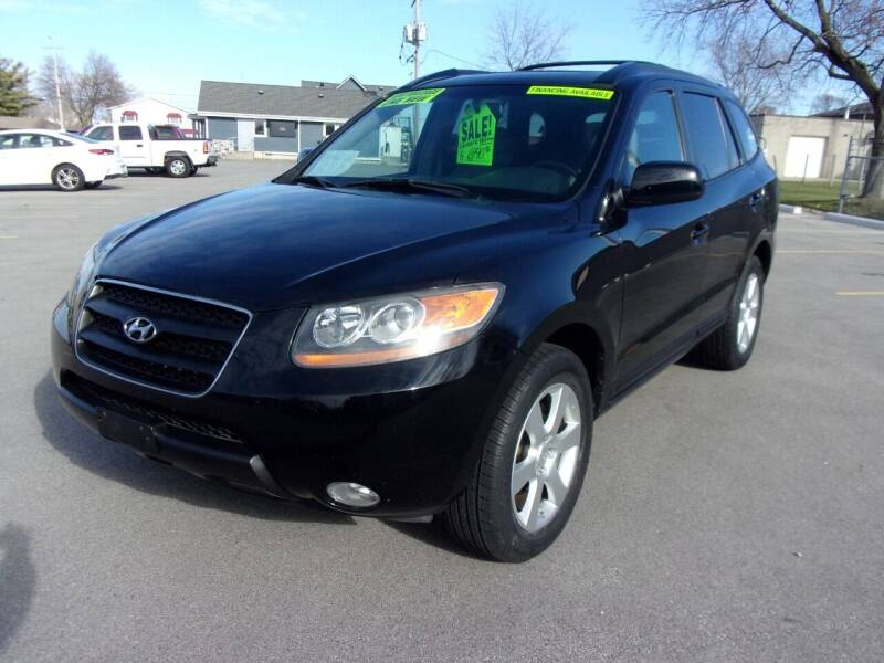 2007 Hyundai Santa Fe for sale at Ideal Auto Sales, Inc. in Waukesha WI