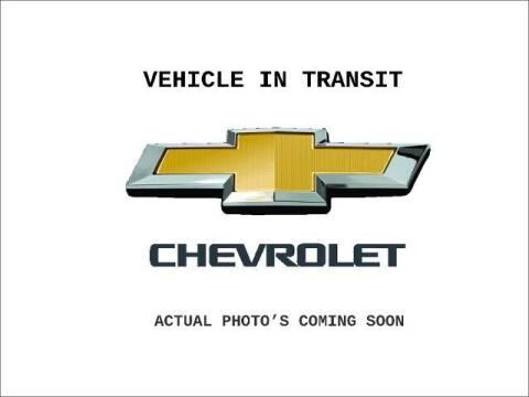2019 Chevrolet Sonic for sale at Radley Cadillac in Fredericksburg VA