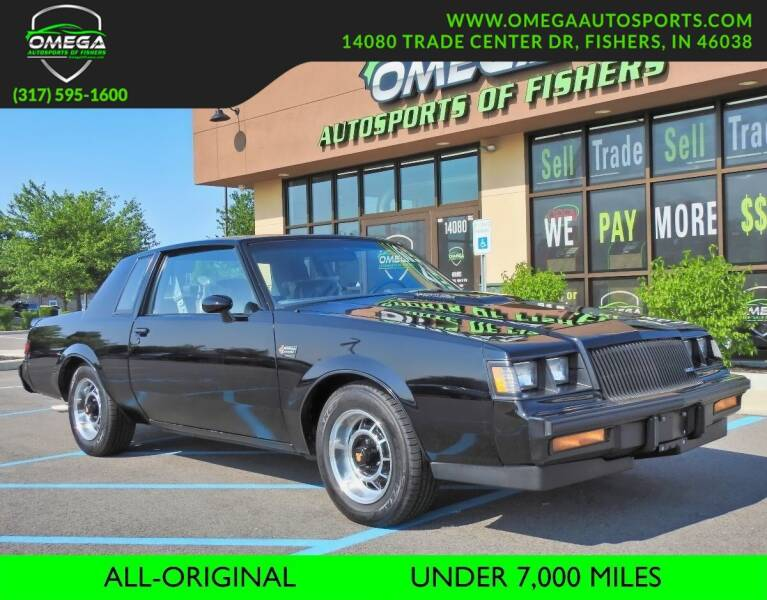 1987 Buick Regal for sale in Fishers, IN