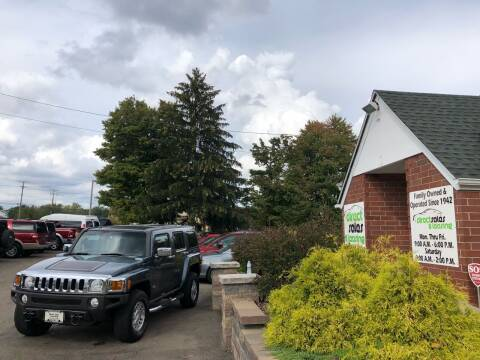 2007 HUMMER H3 for sale at Direct Sales & Leasing in Youngstown OH