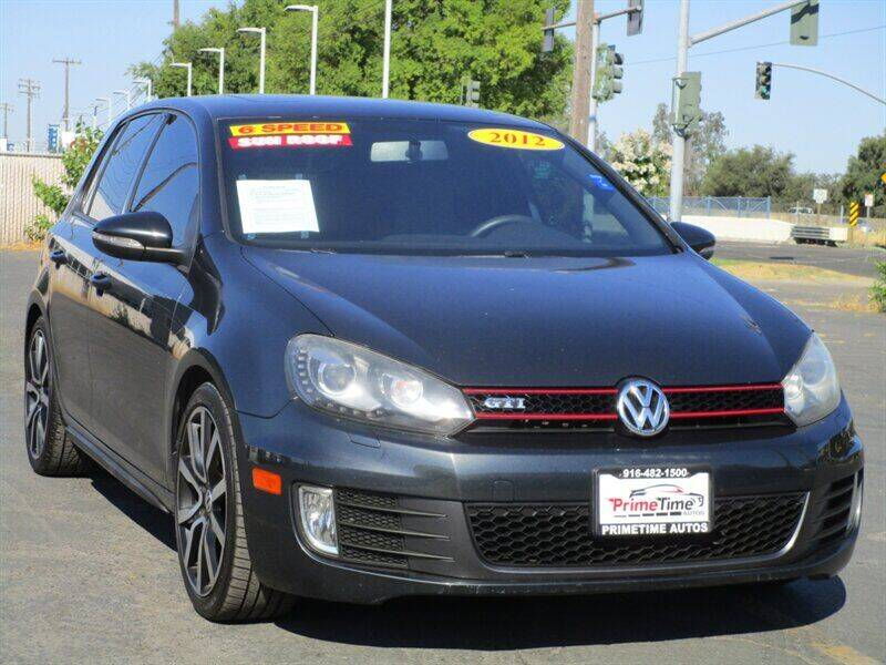 2012 Volkswagen GTI for sale in Sacramento, CA