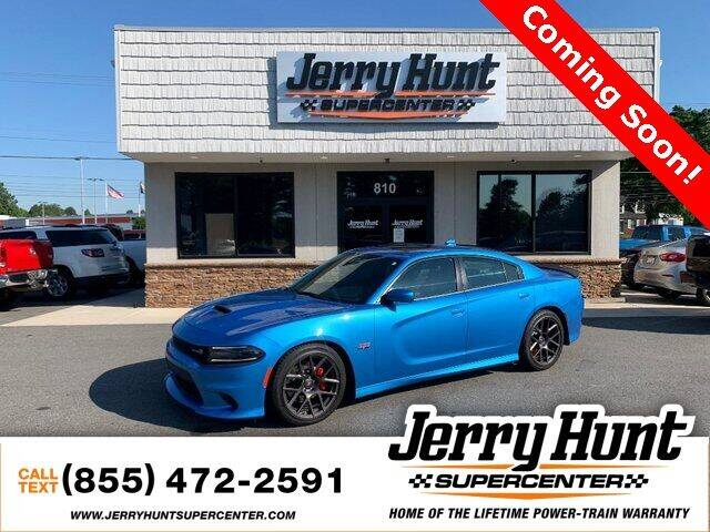 2018 Dodge Charger for sale in Lexington, NC