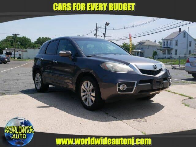 2011 Acura RDX for sale at Worldwide Auto in Hamilton NJ