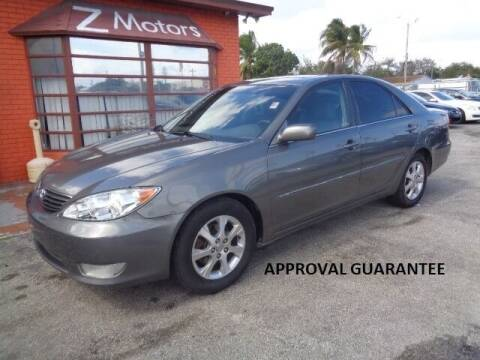 2006 Toyota Camry for sale at Z MOTORS INC in Hollywood FL