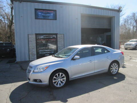 2013 Chevrolet Malibu for sale at Access Auto Brokers in Hagerstown MD