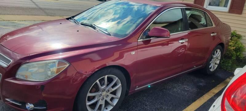 2008 Chevrolet Malibu for sale at Discovery Auto Sales in New Lenox IL
