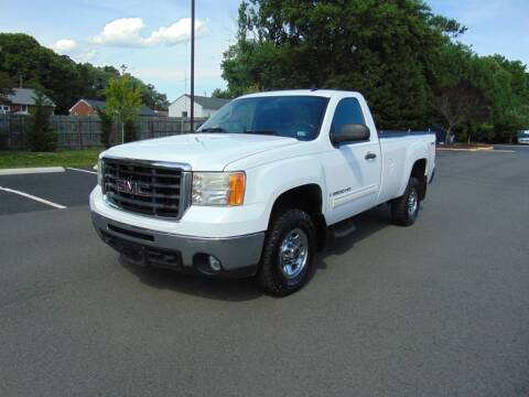 2007 GMC Sierra 2500HD for sale at CR Garland Auto Sales in Fredericksburg VA