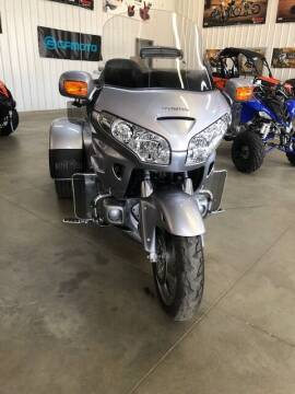 2009 Honda GL1800 WITH TRIKE CONVERSION for sale at Honda West in Dickinson ND