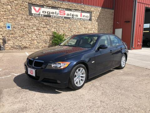 2007 BMW 3 Series for sale at Vogel Sales Inc in Commerce City CO