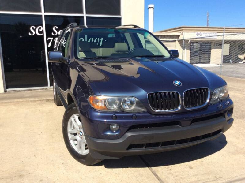 2006 BMW X5 for sale at SC SALES INC in Houston TX