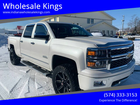 2014 Chevrolet Silverado 1500 for sale at Wholesale Kings in Elkhart IN