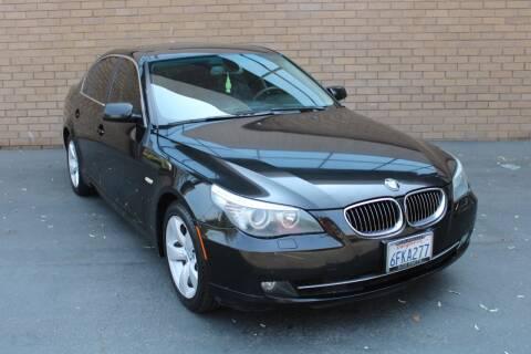 2008 BMW 5 Series for sale at MK Motors in Sacramento CA
