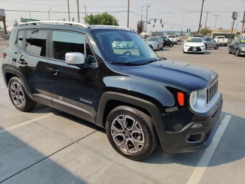 2015 Jeep Renegade for sale at California Motors in Lodi CA
