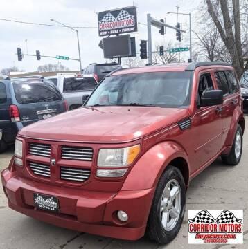 2010 Dodge Nitro for sale at Corridor Motors in Cedar Rapids IA