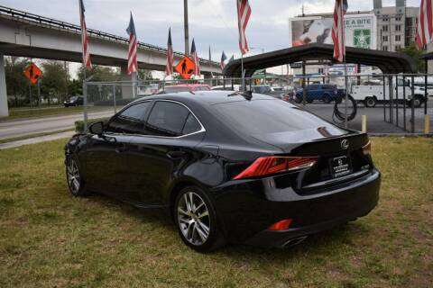 2020 Lexus IS 300 for sale at STS Automotive - Miami, FL in Miami FL