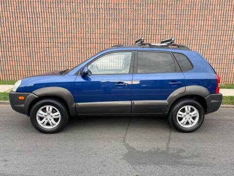 2007 Hyundai Tucson for sale at G1 AUTO SALES II in Elizabeth NJ