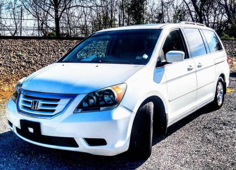 2008 Honda Odyssey for sale at Abingdon Auto Specialist Inc. in Abingdon VA