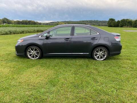 2010 Lexus HS 250h for sale at Wendell Greene Motors Inc in Hamilton OH