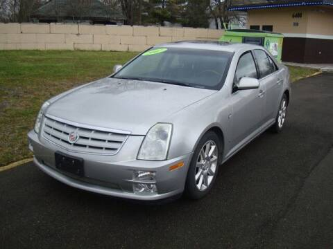 2007 Cadillac STS for sale at MOTORAMA INC in Detroit MI