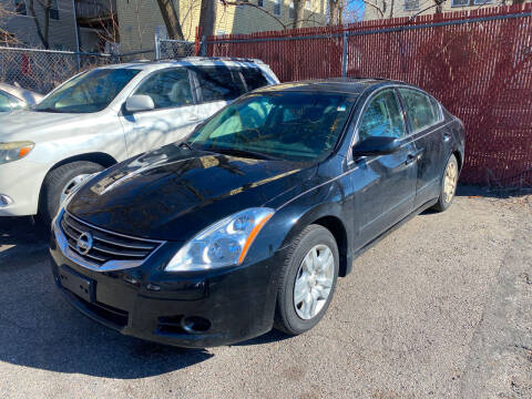 2010 Nissan Altima for sale at Polonia Auto Sales and Service in Hyde Park MA