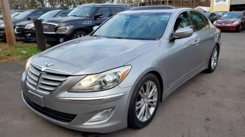 2012 Hyundai Genesis for sale at GA Auto IMPORTS  LLC in Buford GA