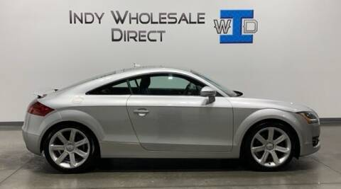 2008 Audi TT for sale at Indy Wholesale Direct in Carmel IN