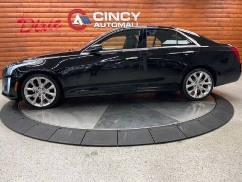 2014 Cadillac CTS for sale at Dixie Motors in Fairfield OH