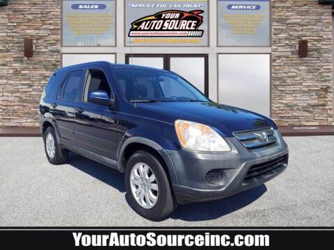 2006 Honda CR-V for sale at Your Auto Source in York PA