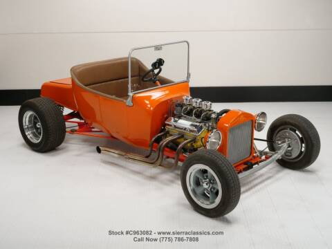 1923 Ford Model T for sale at Sierra Classics & Imports in Reno NV