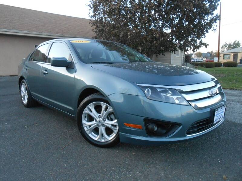 2012 Ford Fusion for sale at McKenna Motors in Union Gap WA