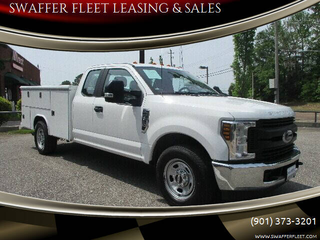 2018 Ford F-350 Super Duty for sale at SWAFFER FLEET LEASING & SALES in Memphis TN