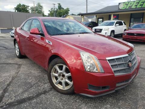 2008 Cadillac CTS for sale at speedy auto sales in Indianapolis IN
