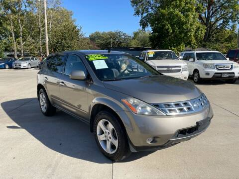 2004 Nissan Murano for sale at Zacatecas Motors Corp in Des Moines IA