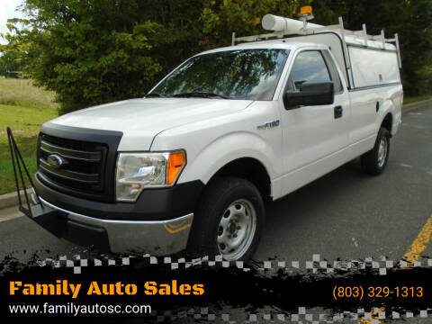 2013 Ford F-150 for sale at Family Auto Sales in Rock Hill SC