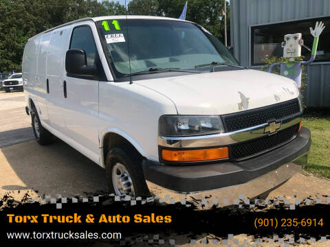 2011 Chevrolet Express Cargo for sale at Torx Truck & Auto Sales in Eads TN