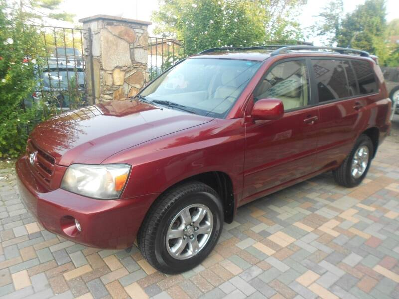 2007 Toyota Highlander for sale at Precision Auto Sales of New York in Farmingdale NY