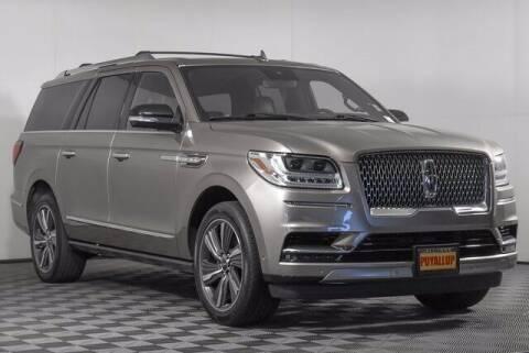 2019 Lincoln Navigator L for sale at Washington Auto Credit in Puyallup WA
