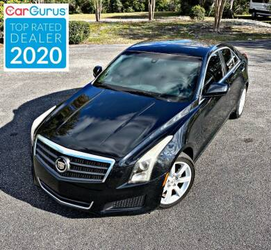 2013 Cadillac ATS for sale at Brothers Auto Sales of Conway in Conway SC