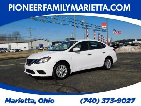 2018 Nissan Sentra for sale at Pioneer Family auto in Marietta OH